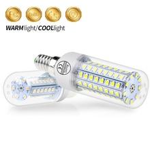 цены на CanLing Led E27 Light Bulb 220V Corn Light E14 Lamp Bombillas Led Candle Light 5730 SMD 2835 3W 5W 7W 9W 12W 15W 18W 20W Lampada  в интернет-магазинах