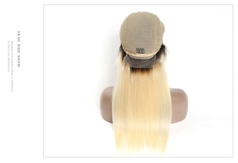 Perruques de cheveux humains avec des poils de bébé
