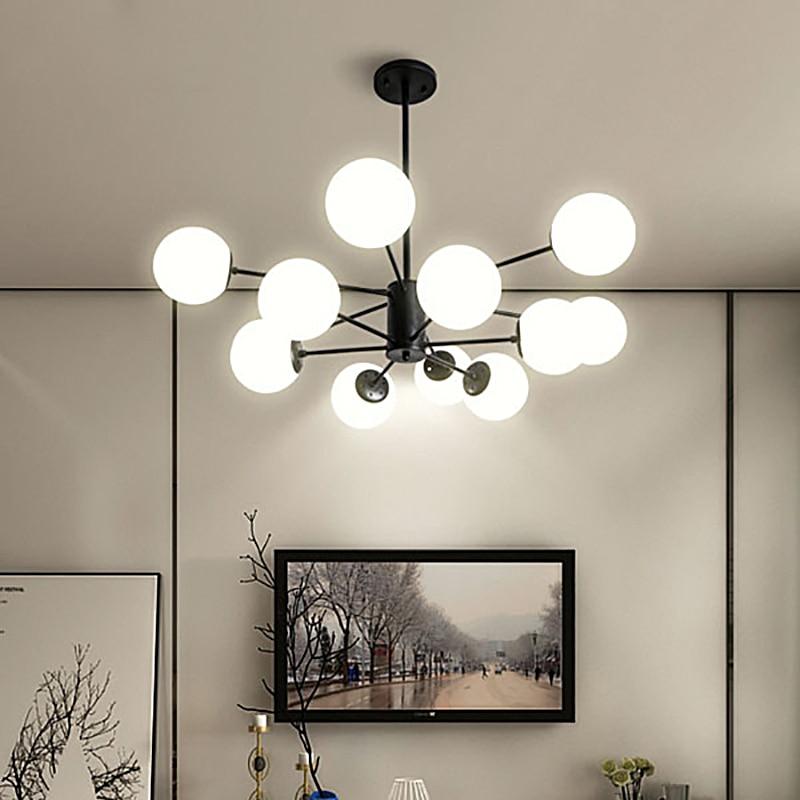 Moderne/Design/créatif/Art lustre pour salon chambre éclairage lustre moderne lampe suspendue éclairage intérieur de la maison