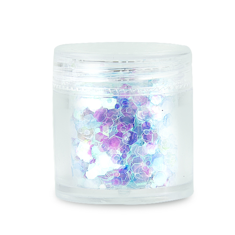0 2mm Holographic Glitter Tattoo Body Glitter Powder Shimmer Glitter Tattoos Powder MIX Blue Series For Nail Tattoo Art Make Up in Nail Glitter from Beauty Health