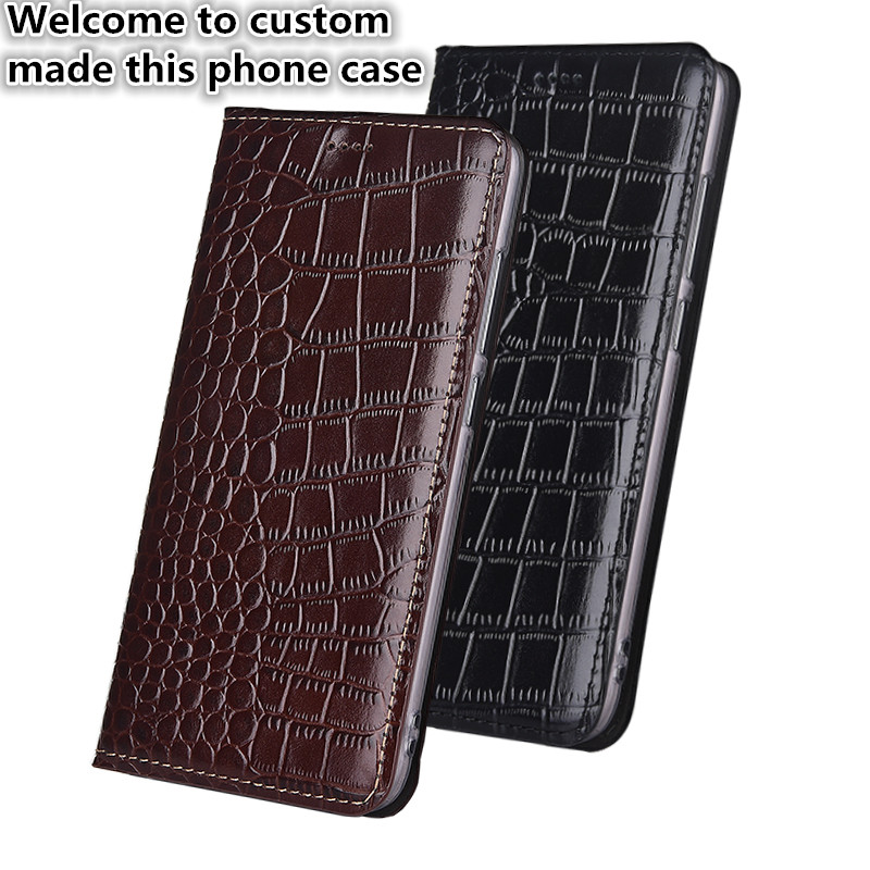 ND10 Genuine leather phone bag with card slot for Apple iPhone X(5.8') phone case for Apple iPhone X flip case