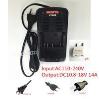 LT60B Charger Replacement For Bosch Charger AL1860CV AL1814CV AL1820CV Li Ion Battery 10 8V 14