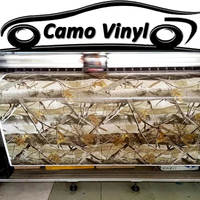 Car styling Realtree Vinyl Film Car Wrap Real tree Camouflage Wrap Vinyl For Car Body Wrapping Covering Air Bubble Free