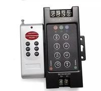 6 keys RF wireless dimmer led lights dimming controller/xj