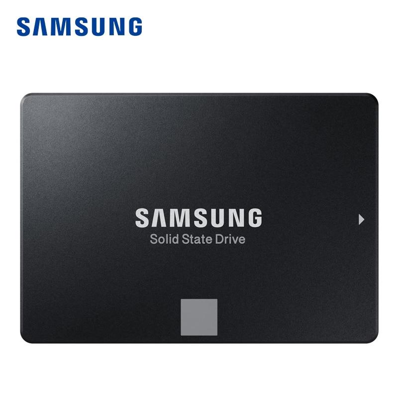 SAMSUNG SSD 860EVO 250 GB 500 GB disque SSD interne HDD disque dur SATA3 2.5 pouces ordinateur de bureau pour ordinateur portable 250 GB