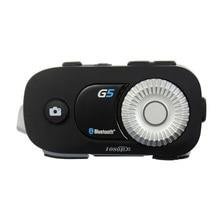 AiRide G5 Pro 500m 4 라이더 그룹 인터컴 HD 1080P 비디오 레코더 카메라 오토바이 블루투스 헬멧 헤드셋 Fulll Face