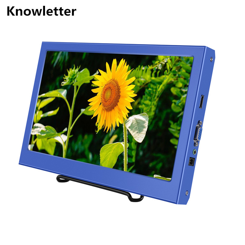 11.6'' Widescreen 1920X1080 IPS LED Panel Full HD 1080P 1080I Monitor Support <font><b>HDMI</b></font> for XBox <font><b>PS</b></font> WiiU Game Console /Raspberry Pi image