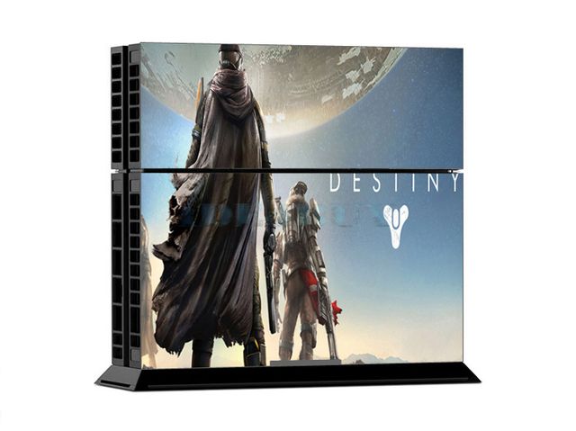US $9 0 |Decal Skin Sticker for Playstation 4 PS4 + 2 Free Controller  Covers Destiny 1 pc Free Ship on Aliexpress com | Alibaba Group