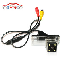China Post Air Mail 100% Waterproof 170 Degree Wide Angle Toyota Reiz 2008/2009,Land Cruiser Car Rear View Camera