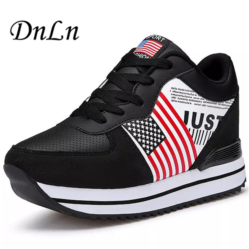 ФОТО 2017 New Fashion Womens Weave Shoes Spring Autumn  Breathable Sport Casual Shoes Tenis Feminino D30
