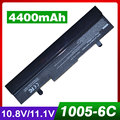 4400mAh laptop battery for Asus 0B20-00KA0AS 0B20-00KC0AS PL32-1005 90-OA001B9000 990AAS168288 AL31-1005 AL32-1005 ML32-1005
