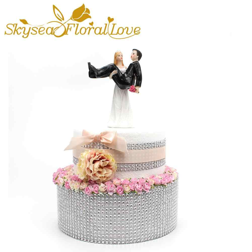 Detail Feedback Questions About Bride Groom Cake Topper Event Party
