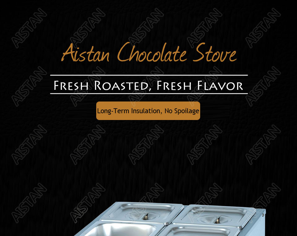 EH22/EH23/EH24 Electric Chocolate Stove Chocolate Melting Pot DIY Kitchen Tool of Catering Equipment 1