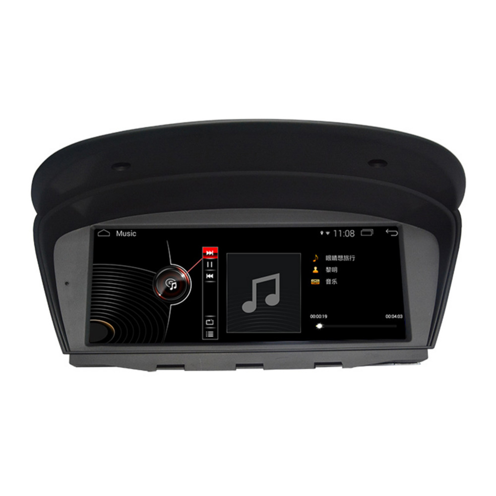 8 8 android gps navigation headunit stereo for bmw5 e60 e61 e63 e64 2003 2010 bmw m5 2003 2010. Black Bedroom Furniture Sets. Home Design Ideas