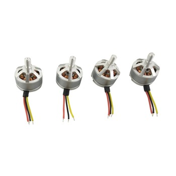 4PCS CW CCW brushless motor for MJX B5W F20 Four-axis aircraft aerial drone spare parts