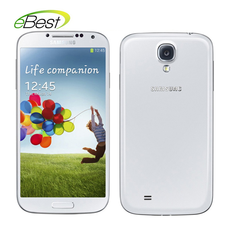 e3a9754dea6 SAMSUNG Galaxy S4 I9507V 4G Smartphone 5.0 Inch 2600mAh FHD 13MP+2MP Cell  phone 2GB+16GB Mobile Phone -in Mobile Phones from Cellphones    Telecommunications ...