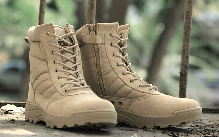 Aliexpress.com : Buy Free shipping New Summer boots men commando ...