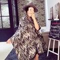2016 Inverno Nova Moda Das Mulheres de Alta qualidade Cobertor Cachecol Feminino Lenços de Pashmina Cashmere Xale De Lã Cachecol Quente Grosso Cabo Wraps