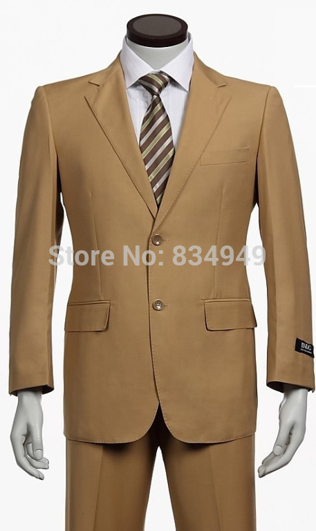 Popular Mens Wedding Suits Light Brown-Buy Cheap Mens Wedding