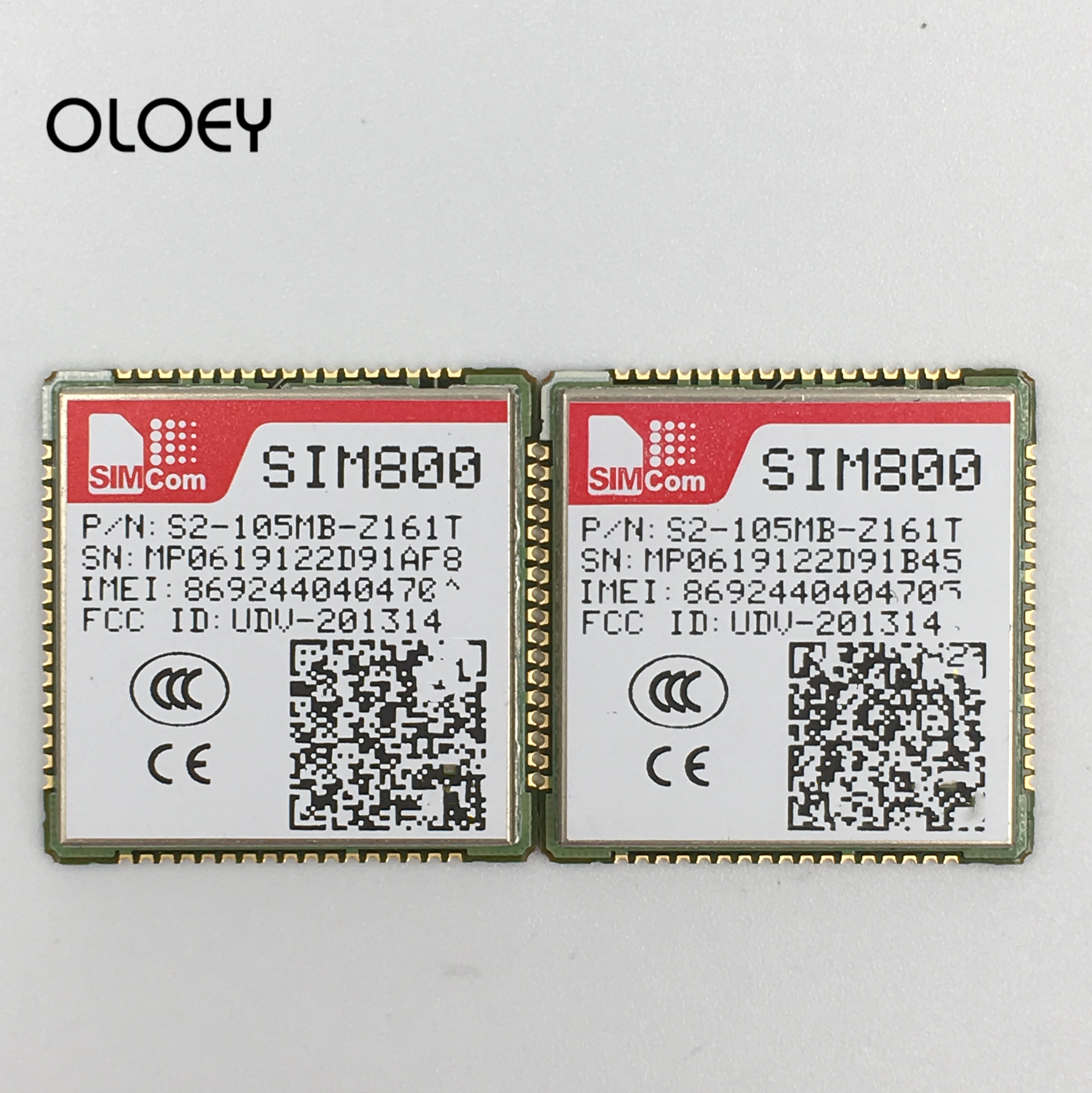 SIM800 Four Frequency GSM/GPRS 850/900/1800/1900MHz Module Perfect Compatibility With SIM900 Guaranteed 100% New Original Stock