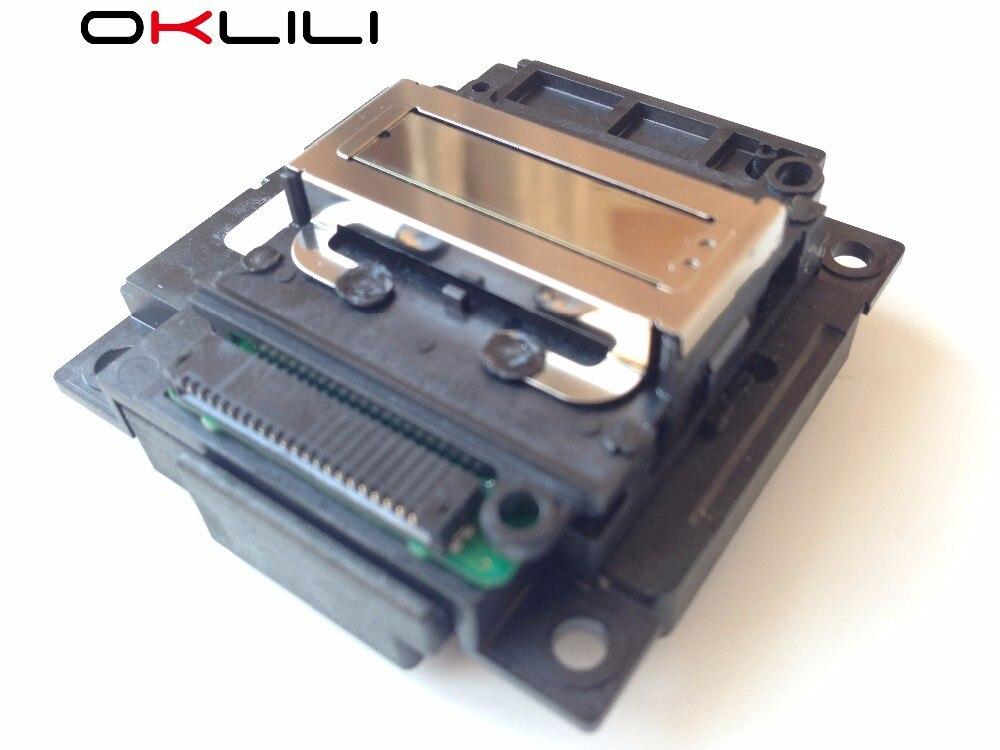 Печатающая головка FA04010 FA04000, печатающая головка для Epson L132 L130 L220 L222 L310 L362 L365 L366 L455 L456 L565 L566 WF 2630 WF2630