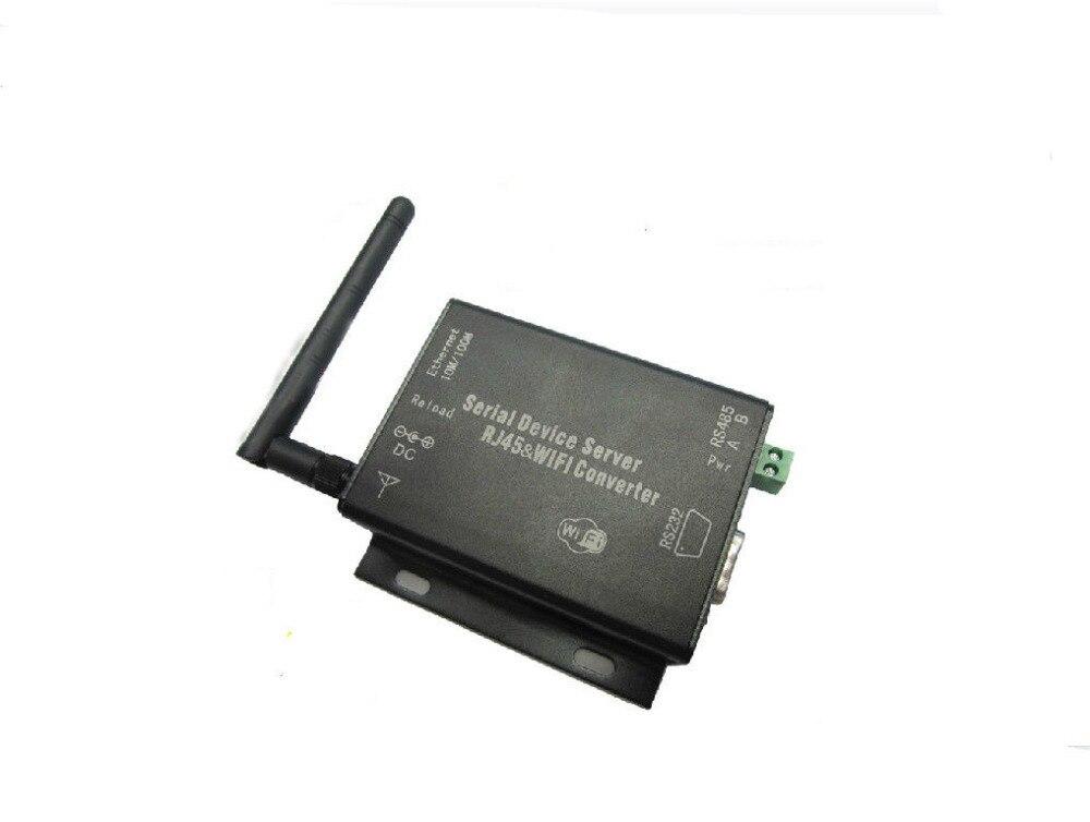 RS232/485 turn WIFI/RJ45, wifi wifi module serial to serial server Enhanced esp 07 esp8266 uart serial to wifi wireless module