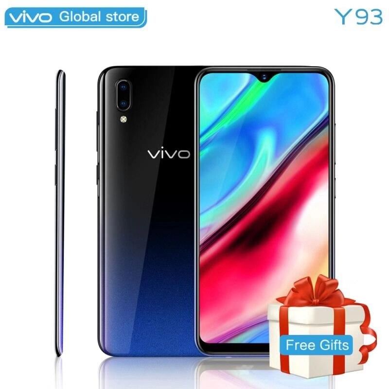 Mobile Phone vivo Y93 4GB 64GB Octa Core dual rear camera 6.2 Water Drop Full Screen 4030mAh Big Battery CellPhone