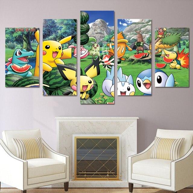 aliexpress : buy 5 piece canvas prints wall art jewel of life
