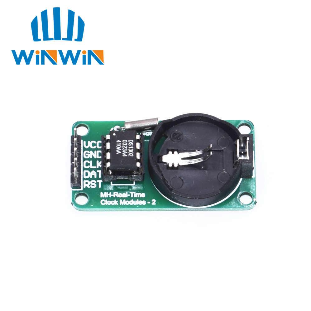 C41 1pcs חכם אלקטרוניקה DS1302 בזמן אמת שעון מודול