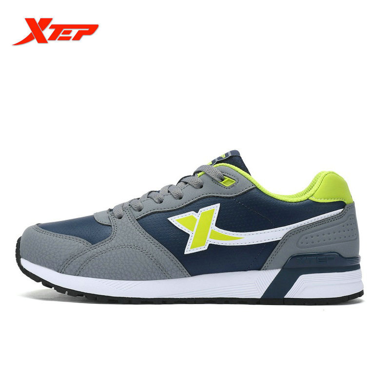 ФОТО XTEP Brand Running Shoes for men Air huarache Men's Sneakers Anti-Slippery free run Outdoor Presto Sport shoes men 983119325980