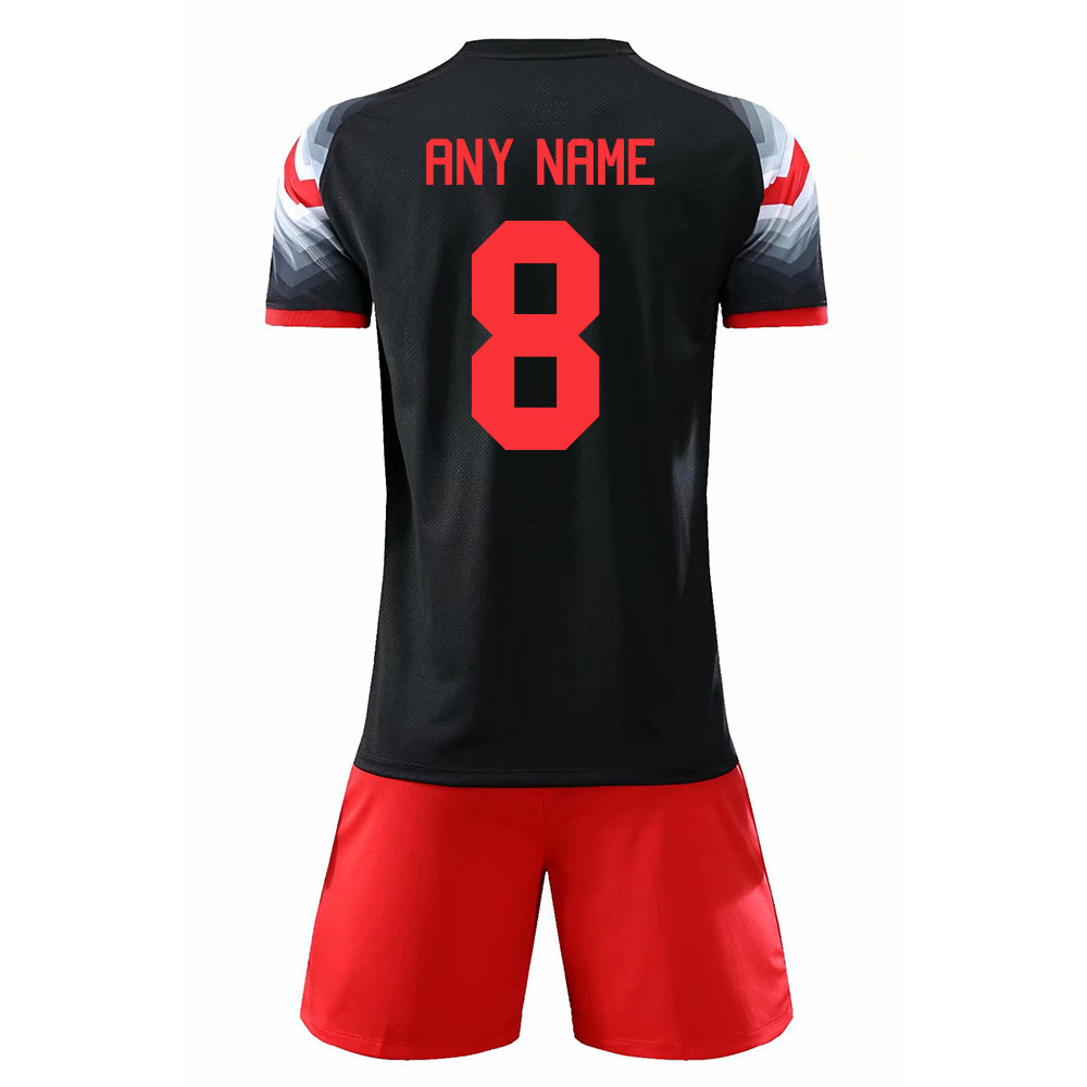 Big size EU S 3XL Soccer Jerseys Sets Adult Football uniform Sports Kits  Customized Soccer Uniforms Running suits 2018 New-in Soccer Sets from  Sports ... 722bcbf13