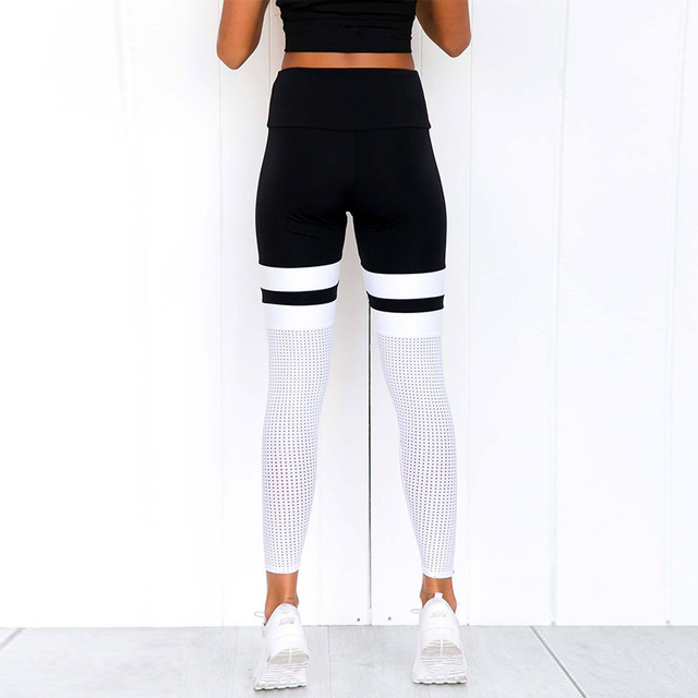 Women's High Waist Leggings for Workout and Fitness