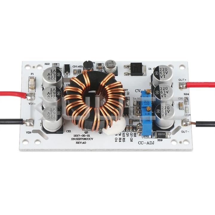 600W Power Supply Module DC10V~60V to 12~60V 10A Power Converter/Adjustable Voltage Regulator DC12V 24V 36V 48V Adapter/Charger nc dc dc dc adjustable voltage regulator module integrated voltage meter 8a voltage stabilized power supply