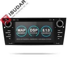 Isudar 2 Din Auto Radio Android 9 Per BMW/320/328/3 Serie E90/E91/ e92/E93 Car Multimedia Video Lettore DVD di Navigazione GPS DVR FM