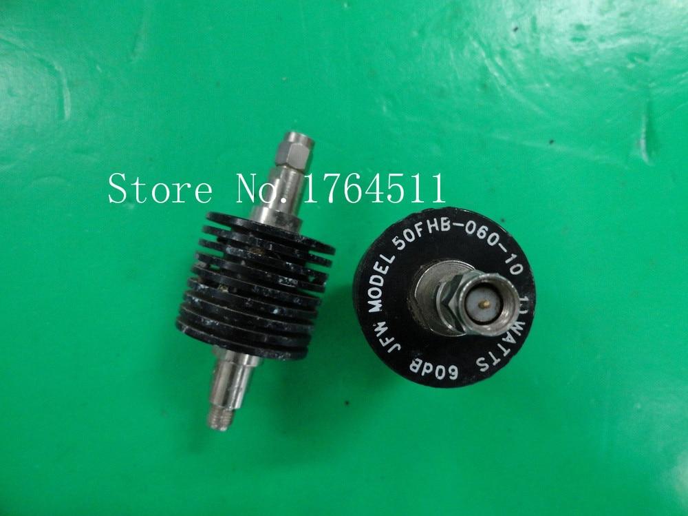 [BELLA] JFW 50HFB-060-10 60dB 10W Fixed Attenuator