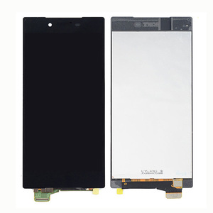 Image 2 - LCD Display For SONY Xperia Z5 Premium LCD Touch Screen with Frame Replacement for SONY Z5Plus E6883 E6833 E6853 LCD