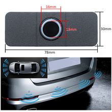 Front Rear Sensors For All Cars Reverse Radar Monitor System