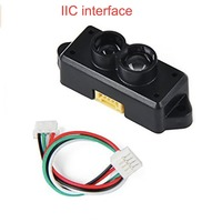 TFmini Lidar Range Finder Sensor Module IIC Interface, Single Point Micro Ranging Module Detector Obstacle Avoidance Sensor
