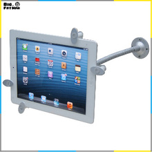 universal tablet pc 360 wall mount desktop counter lock holder stand for ipad 2 3 4 air samsung galaxy tab 1 2 3 inch - Tablet Wall Mount