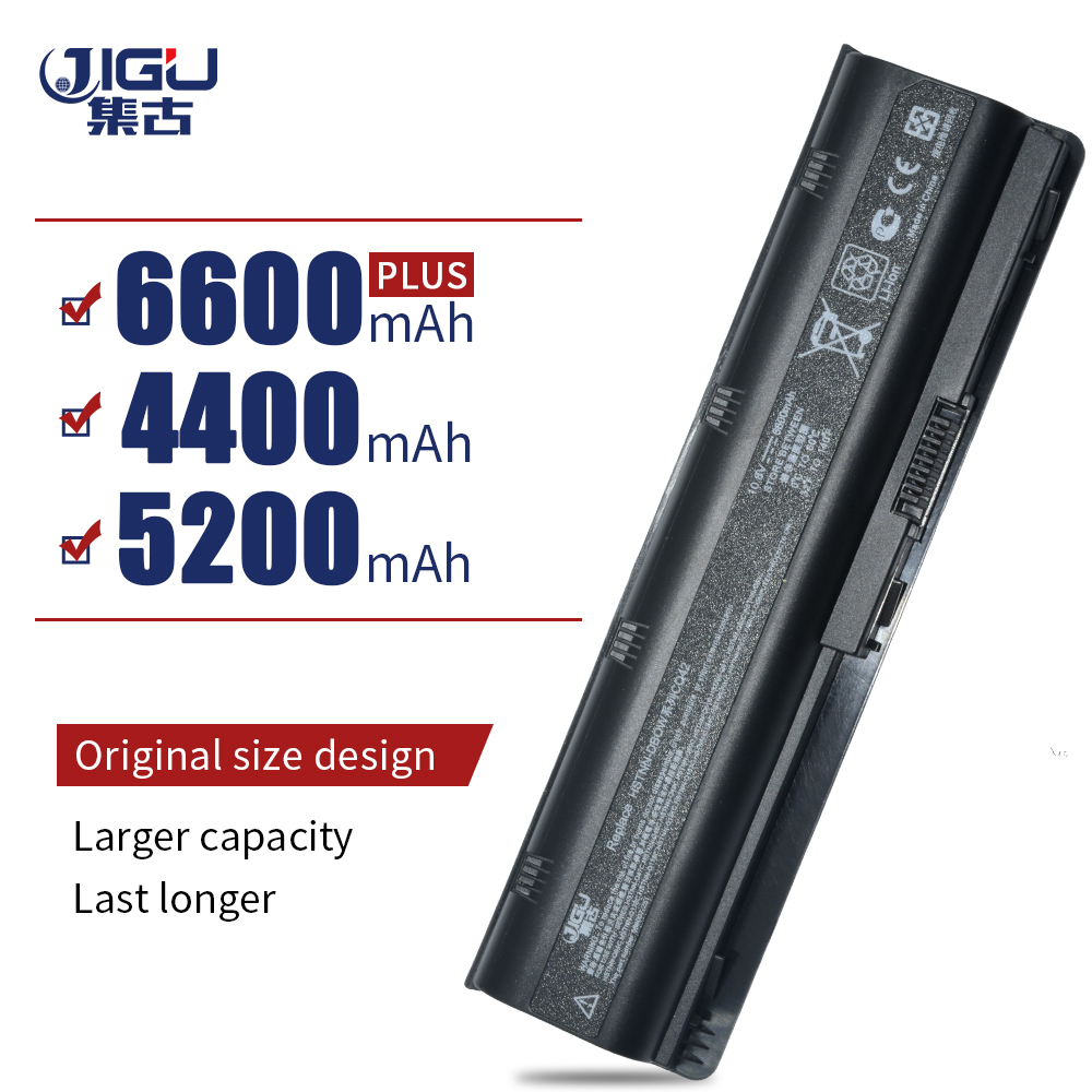 JIGU 6-Cellules Batterie D'ordinateur Portable Pour HP 2000 2000z-100 CTO 430 431 630 631 635 636 Notebook PC G32 g42t G56 G62t G62m G62x G72t