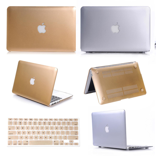 Cool Macbook Cover : Super cool new latest champagne gold silver sleeves
