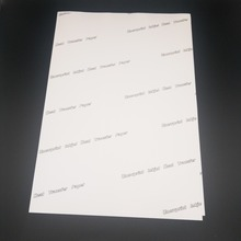 25pcs Light + Dark Fabric Transfer Paper For or Textiles T shirt transfer