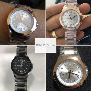 Image 5 - MEGIR นาฬิกาข้อมือคู่นาฬิกาข้อมือ Relogio Feminino นาฬิกาผู้หญิง Montre Femme ควอตซ์สุภาพสตรีนาฬิกาสำหรับคนรัก