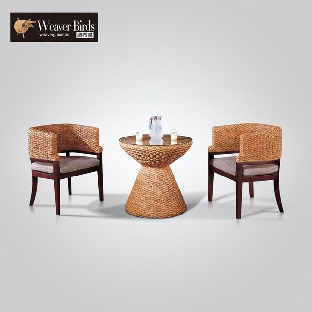 Weaver Rattan Furniture Rattan Chair Rattan Coffee Table And Chairs
