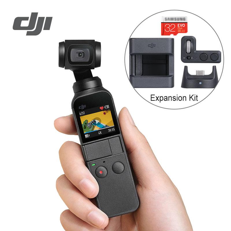 DJI Osmo Cep 3-eksenli Stabilize El Kamera ile Uyumlu Smartphone 4 K 60fps Video Mekanik Sabitleme HafifDJI Osmo Cep 3-eksenli Stabilize El Kamera ile Uyumlu Smartphone 4 K 60fps Video Mekanik Sabitleme Hafif