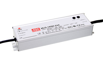 [PowerNex] MEAN WELL original HLG-185H-48B 48V 3.9A meanwell HLG-185H 48V 187.2W Single Output Switching Power Supply