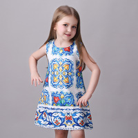 Milan Creations Baby Girls Frocks For Girls Prom Princess Costume Child Frock Designs Dress 3 8