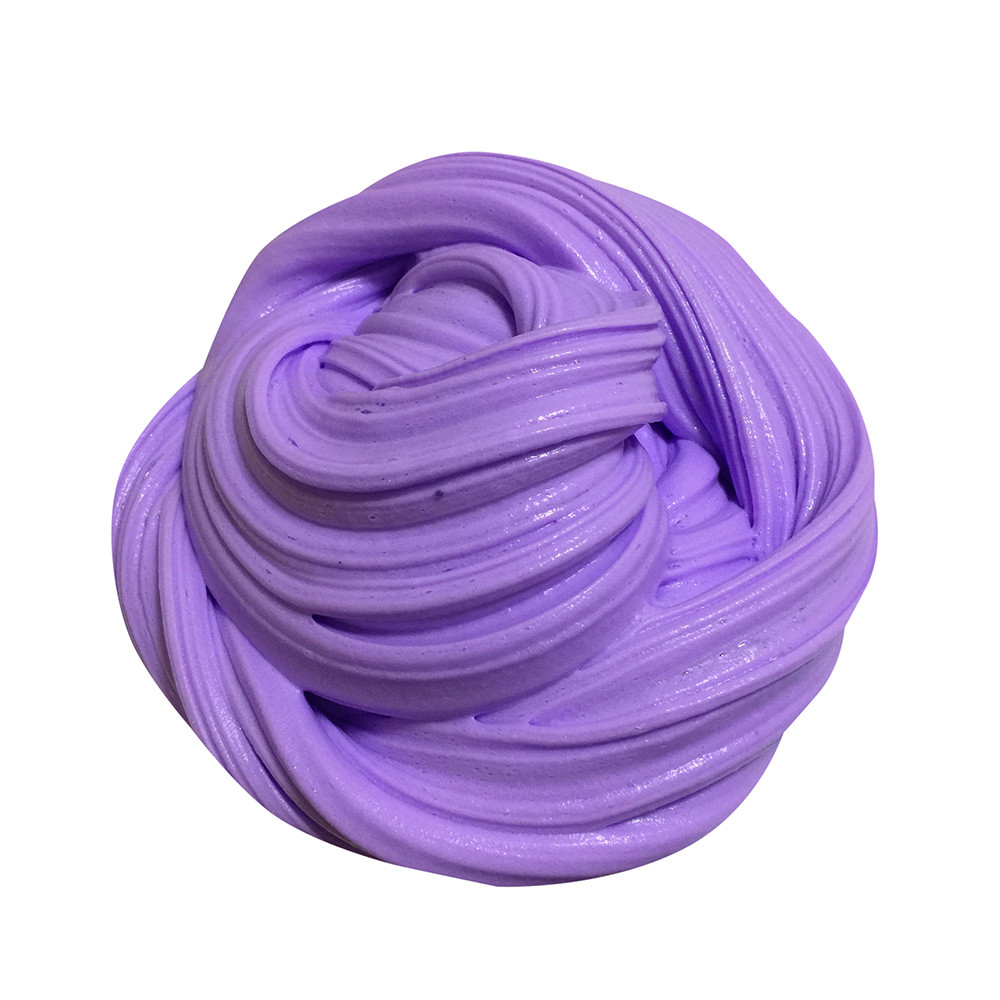 CHAMSGEND Fluffy Floam Slime Scented Stress Relief No Borax Kids Toy Sludge Cotton mud to release clay Toy Plasticine june29 P30