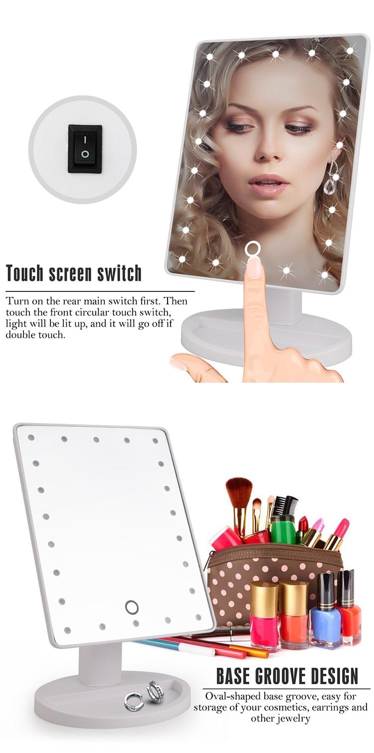 Maquiagem Dropshipping Preço Com Desconto Luzes Com 10X 16 Brilhante