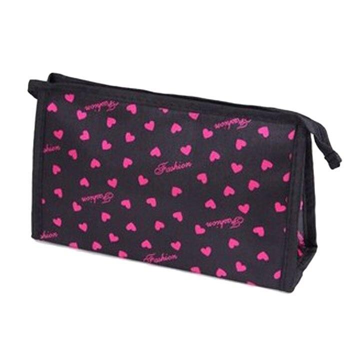 Xiniu Portable Travel Cosmetic Bag Makeup Case Pouch Toiletry Wash Organizer Pouch/Bag Mala De Maquiagem A0711